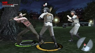 Test The Warriors PlayStation Portable - Screenshot 27