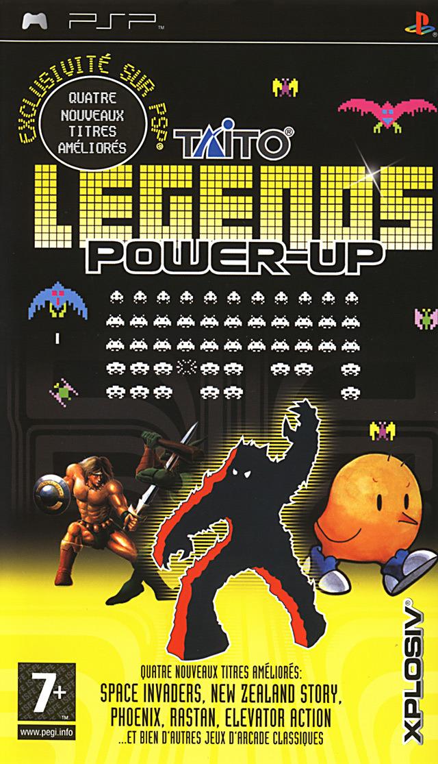 telecharger gratuitement Taito Legends Power-Up