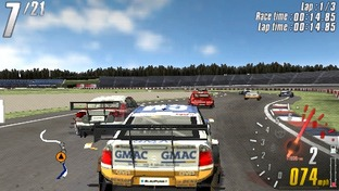 TOCA Race Driver 3 Challenge PlayStation Portable