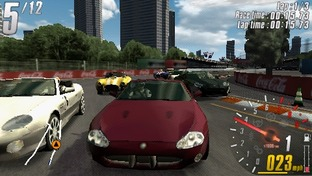 Test TOCA Race Driver 2 PlayStation Portable - Screenshot 22