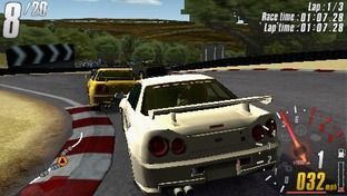 Test TOCA Race Driver 2 PlayStation Portable - Screenshot 23