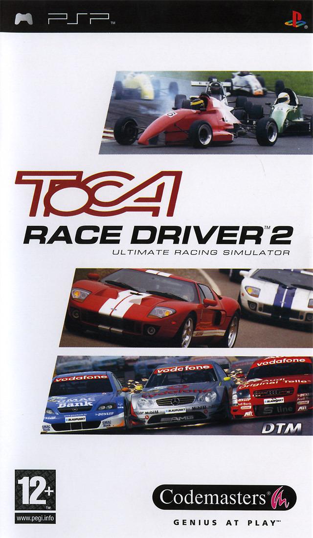 telecharger gratuitement TOCA Race Driver 2