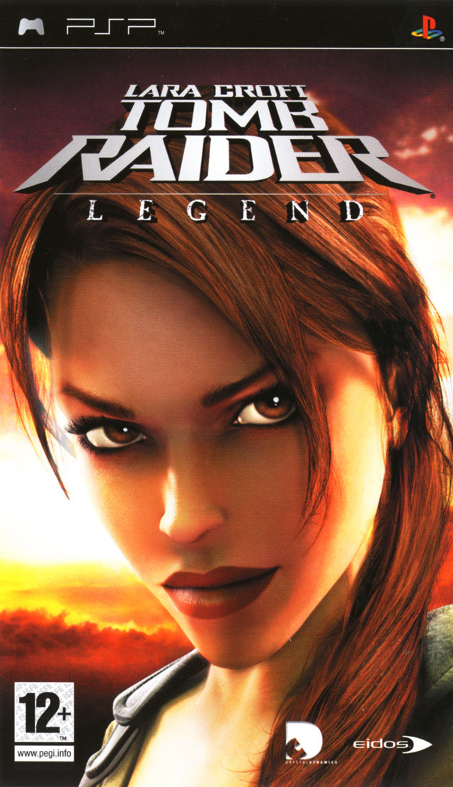 [FS]Tomb Raider Legend[PSP]