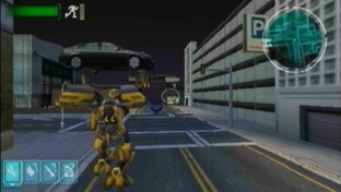 Transformers : Le Jeu PlayStation Portable