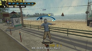 Tony Hawk's Underground 2 : Remix PlayStation Portable