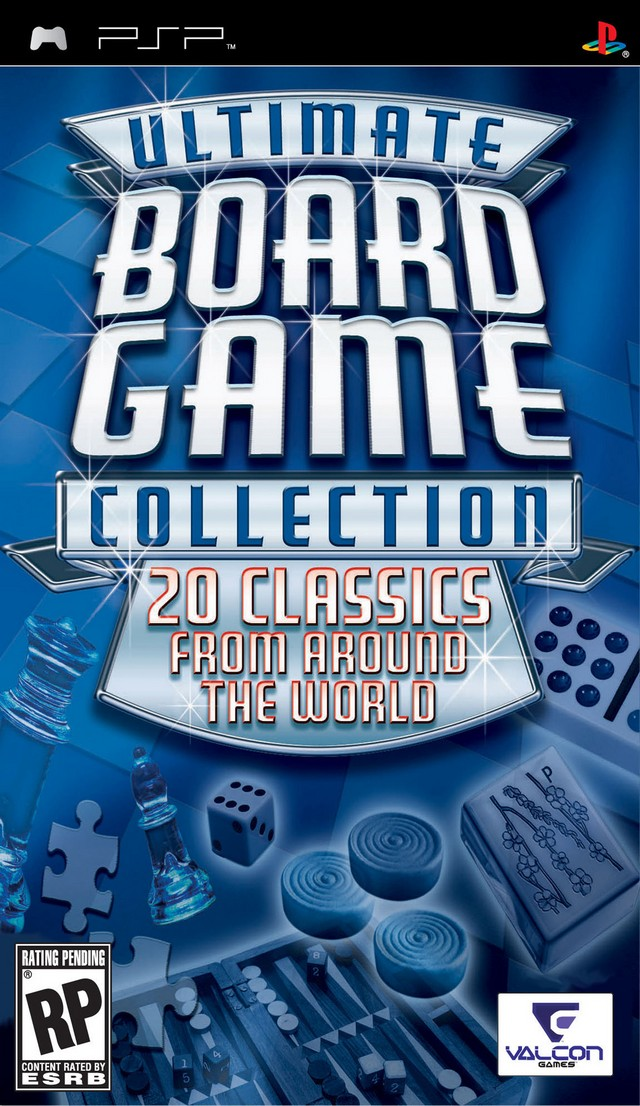 Ultimate Board Game Collection (Le Coffret De Jeux De Societe Familial)