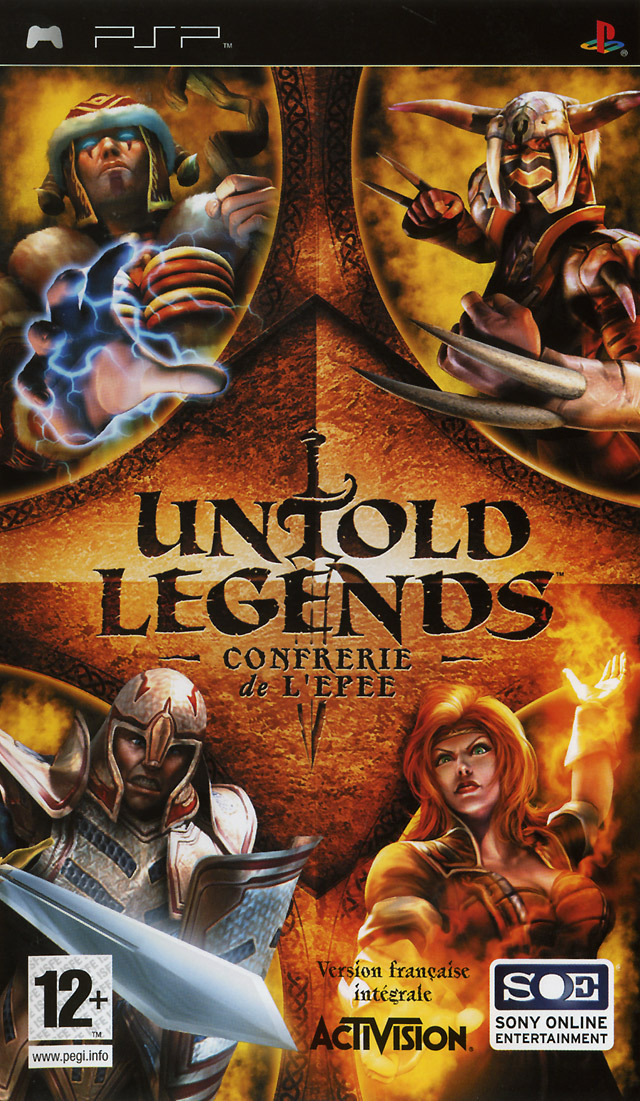 telecharger gratuitement Untold Legends Brotherhood Of The Blade