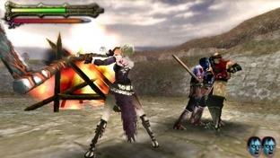 Undead Knights PlayStation Portable