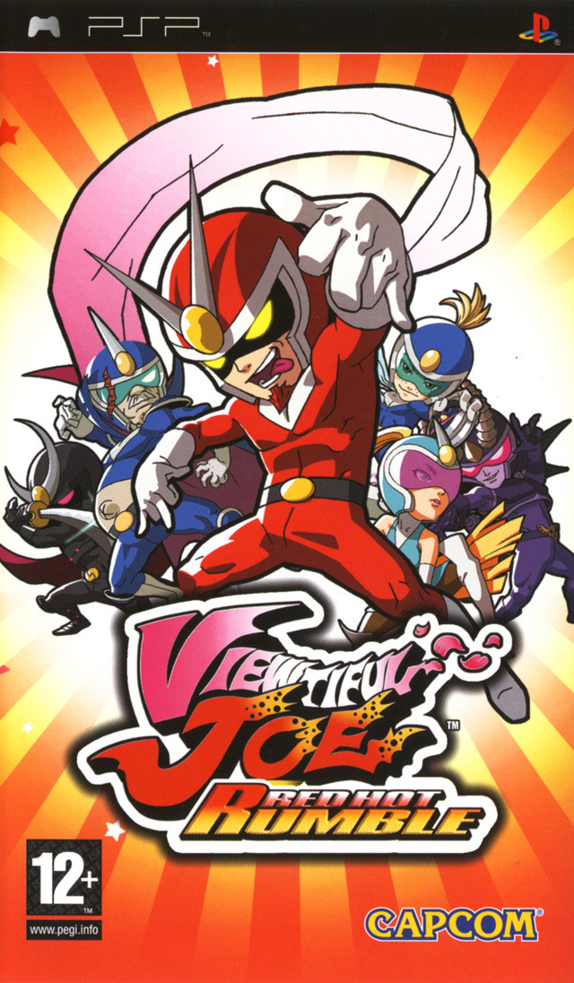 telecharger gratuitement Viewtiful Joe : Red Hot Rumble