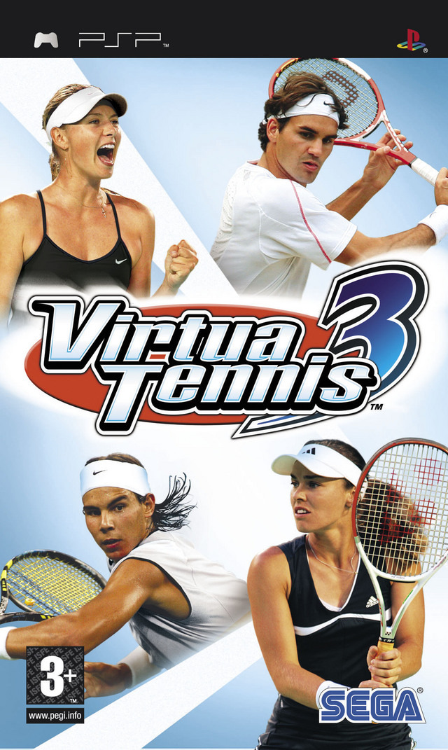 [Mu] Virtua Tennis 3