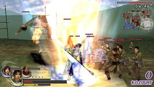 Warriors Orochi 2 PlayStation Portable