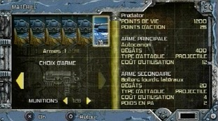 Warhammer 40.000 : Squad Command PlayStation Portable