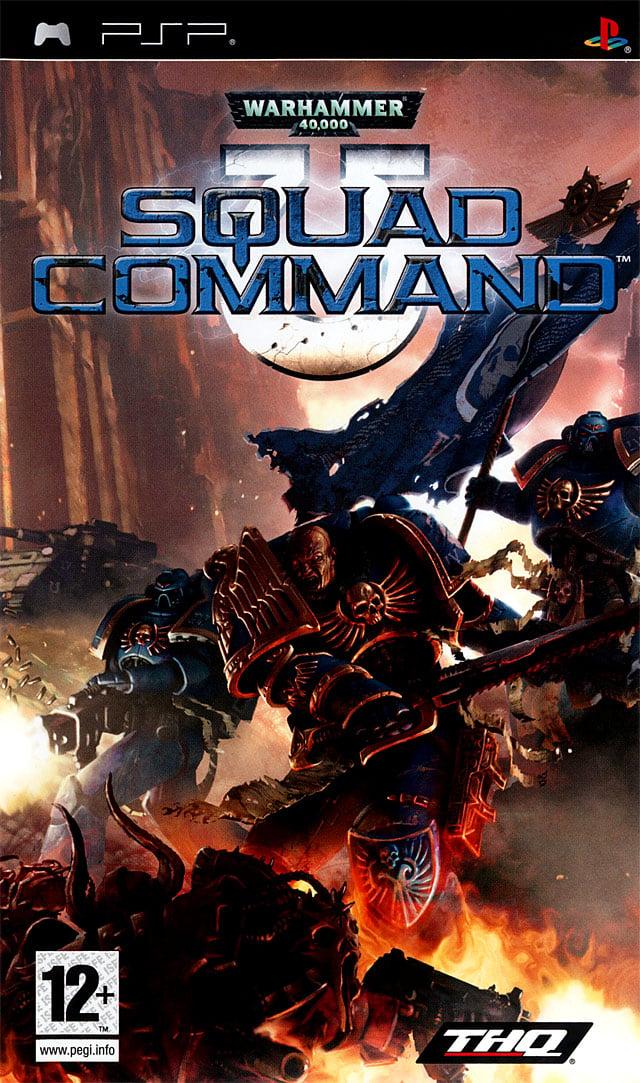 Warhammer 40000 Squad Command