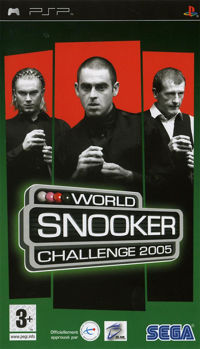 telecharger gratuitement World Snooker Challenge 2005