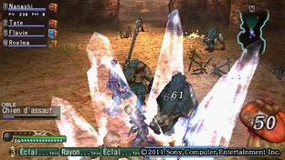 Test White Knight Chronicles : Origins PlayStation Portable - Screenshot 17