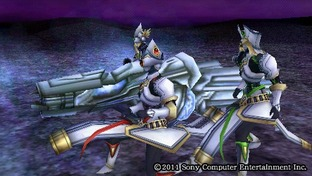 Test White Knight Chronicles : Origins PlayStation Portable - Screenshot 19