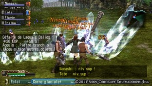 Test White Knight Chronicles : Origins PlayStation Portable - Screenshot 24