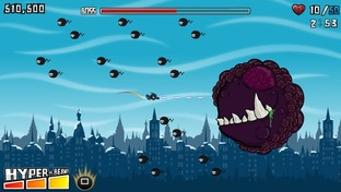 Who's That Flying?! PlayStation Portable