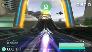 WipEout Pulse PlayStation Portable