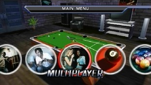World of Pool PlayStation Portable