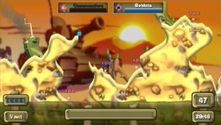 Worms : Open Warfare 2 PlayStation Portable