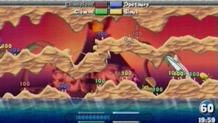 Worms : Open Warfare PlayStation Portable