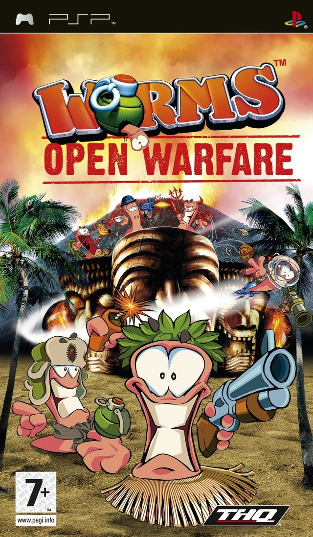 Open Warfare