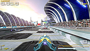 WipEout Pure PlayStation Portable