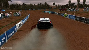 Test WRC PlayStation Portable - Screenshot 11