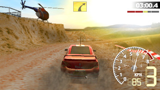 WRC PlayStation Portable