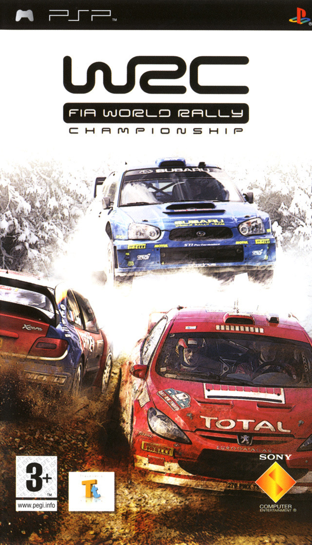 telecharger gratuitement World Rally Championship