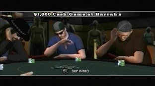 World Series of Poker 2008 : Battle for the Bracelets PlayStation Portable
