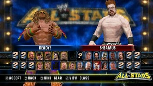 WWE All Stars PlayStation Portable