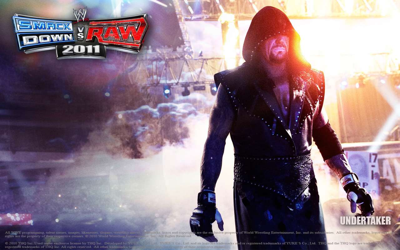 free games download WWE SmackDown vs Raw 2011