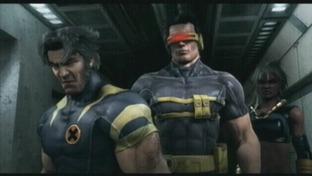 X-Men Legends II : L'Avenement d'Apocalypse PlayStation Portable