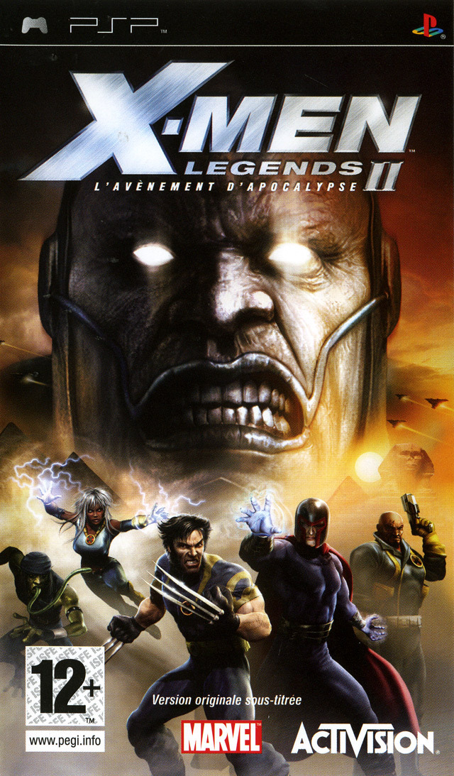 telecharger gratuitement X-Men Legends II : L'Avenement d'Apocalypse(x m en legends 2 rise of apocalypse)