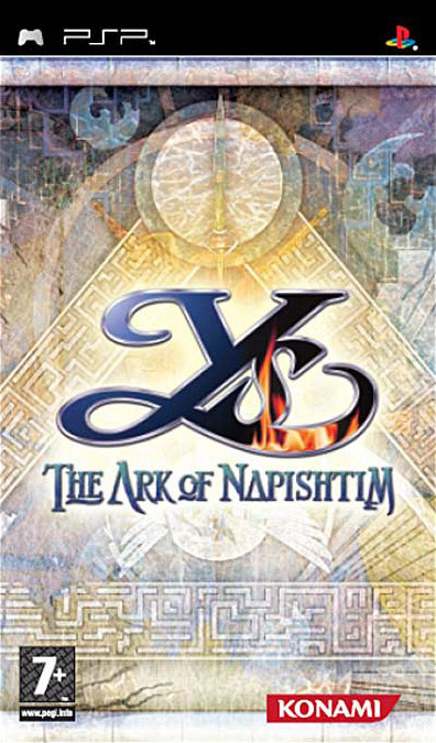 Ys The Ark of Naptishm