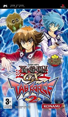 Yu Gi Oh Tag Force 2