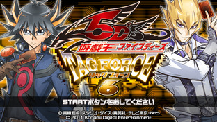 Yu-Gi-Oh! 5D's Tag Force 6 PlayStation Portable