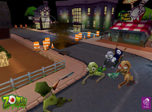 Zombie Tycoon PlayStation Portable