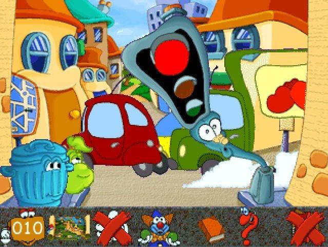 jeuxvideo.com Adibou et l'Ombre Verte - PlayStation Image 4 sur 26