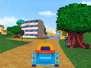 Images Adibou et l'Ombre Verte PlayStation - 10
