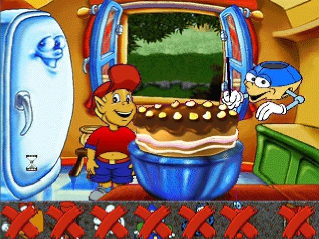 jeuxvideo.com Adibou et l'Ombre Verte - PlayStation Image 26 sur 26