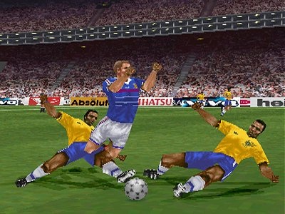 jeuxvideo.com Absolute Football - PlayStation Image 4 sur 26