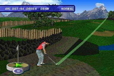 jeuxvideo.com Actua Golf 3 - PlayStation Image 5 sur 18