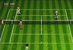 Test Anna Kournikova's Smash Court Tennis PlayStation - Screenshot 1