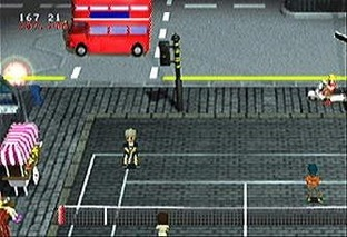 Test Anna Kournikova's Smash Court Tennis PlayStation - Screenshot 2
