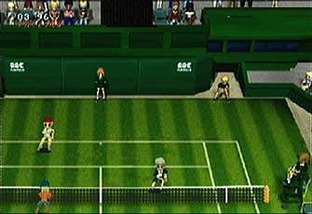 Anna Kournikova's Smash Court Tennis PlayStation