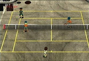 Test Anna Kournikova's Smash Court Tennis PlayStation - Screenshot 4