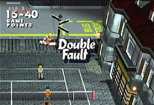 Test Anna Kournikova's Smash Court Tennis PlayStation - Screenshot 5
